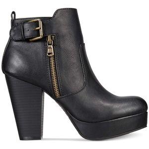 Material Girl's Raelyn ankle booties